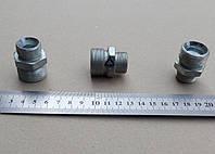 Штуцер гидравлический соединительный ключ 27 ключ 32  М22*1,5/М27*1,5