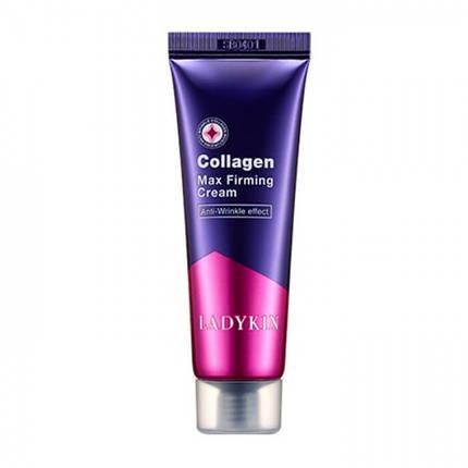 Укрепляющий крем с коллагеном Ladykin Collagen Max Firming Cream, 50 мл, фото 2