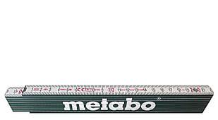 Складной деревянный метр, 2 метра, Metabo (MLS-2000)