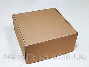Самозбірні картонні коробки 150*150*40 мм., фото 2