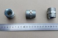 Штуцер соединительный М22*1,5/М22*1,5 S=27