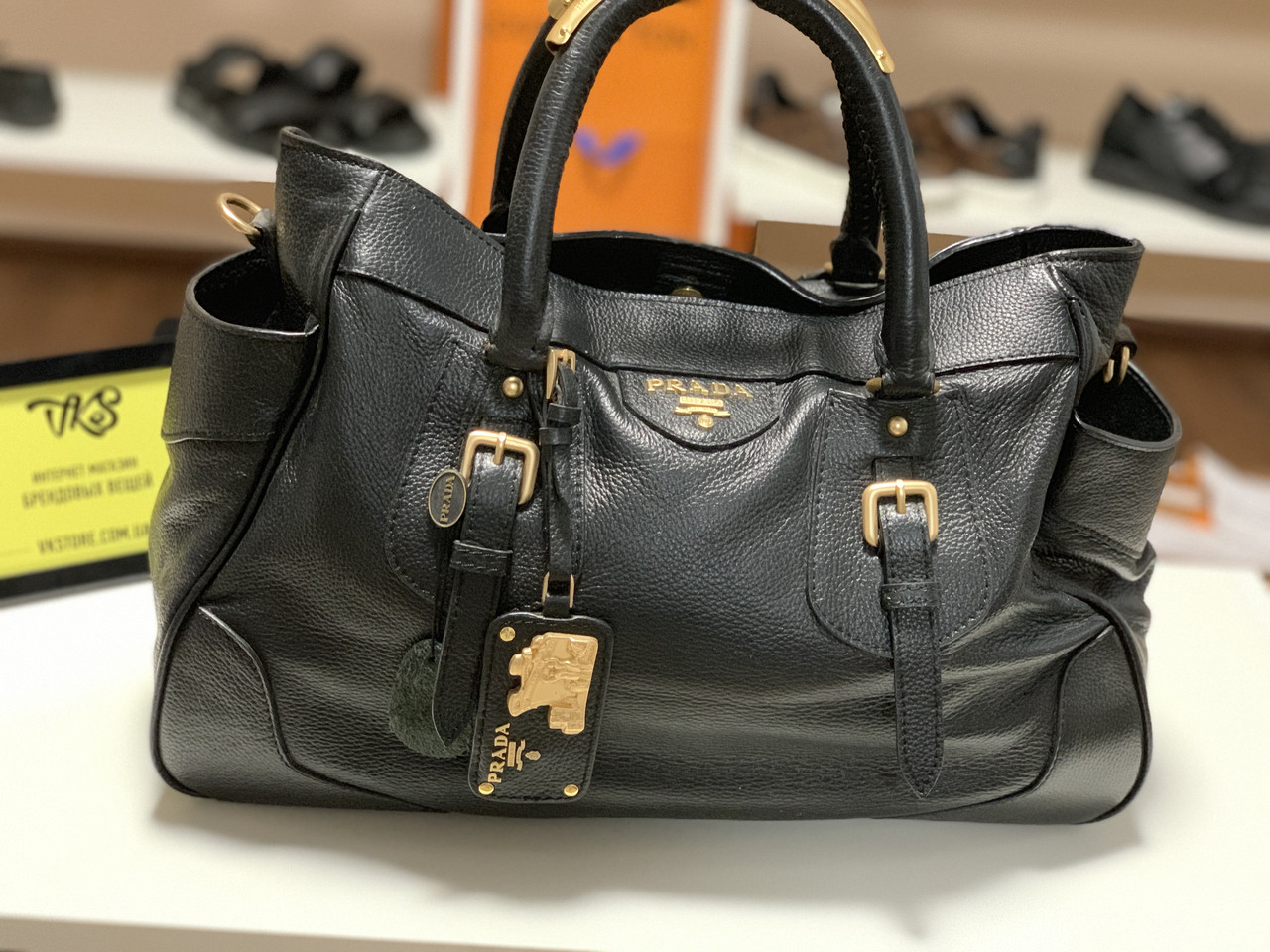 Prada женская сумка реплика 7А класса (Прада) арт. 01-03