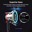 Беспроводные водонепроницаемые наушники с микрофоном (гарнитура) Tronsmart Encore S2 Plus Black, фото 3