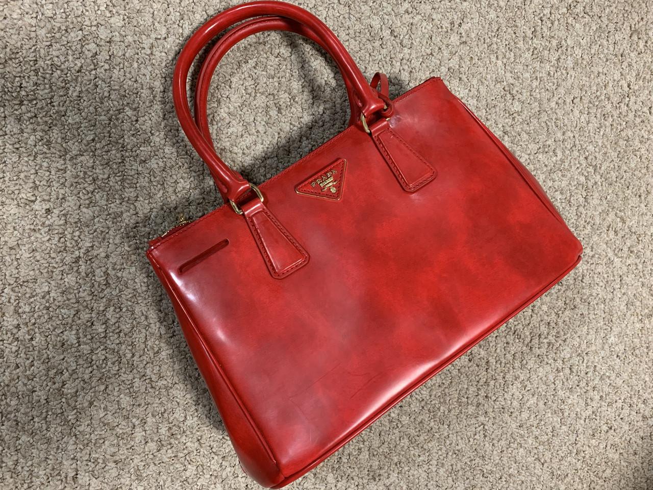 Женская сумка Prada