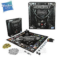Звуковая Монополия Игра престолов Game of Thrones Hasbro E3278
