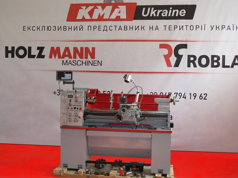Токарный станок по металлу Holzmann ED 1000F