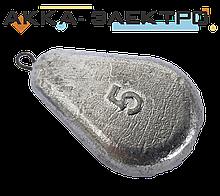 Вантаж донний Пелюстка на петлі 5ун (142г) 25шт
