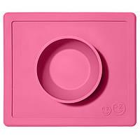 Миска-коврик розовый EZPZ США