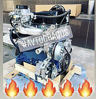 Двигатель ВАЗ 2106 (1,6л) карб. (пр-во АвтоВАЗ)