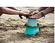 Ігровий набір Будуємо замки з піску і снігу Alto (зелений+синій+помаранчевий) (171393), фото 5
