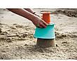 Ігровий набір Будуємо замки з піску і снігу Alto (зелений+синій+помаранчевий) (171393), фото 6