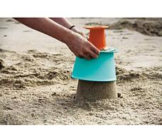 """Ігровий набір """"Будуємо замки з піска та снігу """"ALTO""""(колір зелений+блакитний+помаранчевий), фото 2"""