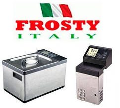 Аппараты Sous Vide Frosty (Италия)