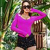 Кофточка Yavorsky Неон бифлекс яркие стильные цвета By331
