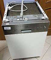 Bomann GSPE774 Встраиваемая посудомоечная машина с сушкой 45 см узкая Германия б/у