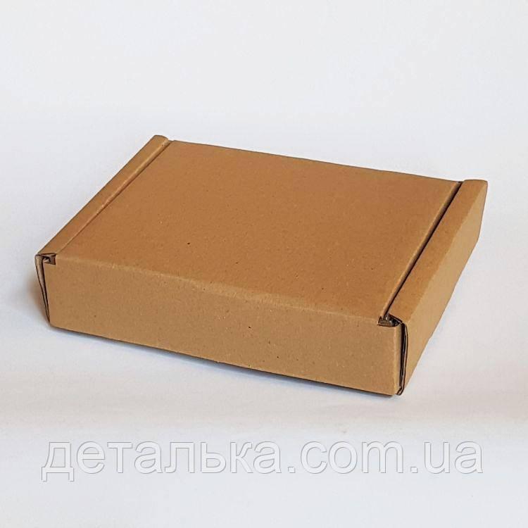 Самосборные картонные коробки 140*140*30 мм.
