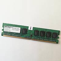 Оперативная память MIX DIMM DDR2 2Gb 800MHz PC2 6400U 1R8/2R8 CL5/CL6 Б/У