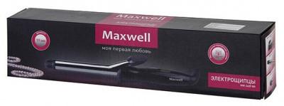 Плойка Maxwell MW-2409 BK,Электрощипцы