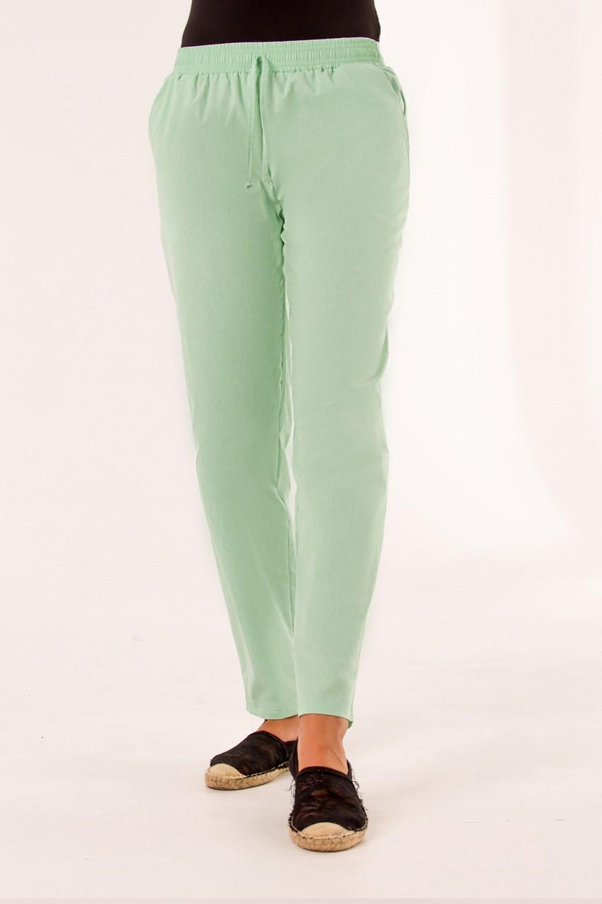 Спортивные женские брюки Бирюза