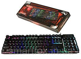 Клавиатура игровая с подсветкой USB  RK-6300