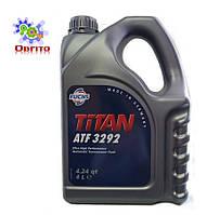 Fuchs TITAN ATF 3292 4л, масло трансмиссионное синтетическое