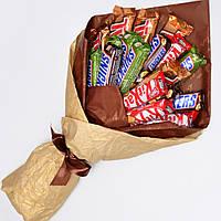 Букет из шоколада / букет из сладостей / букет ребёнку / букет из конфет / набор сладостей / сладкий подарок