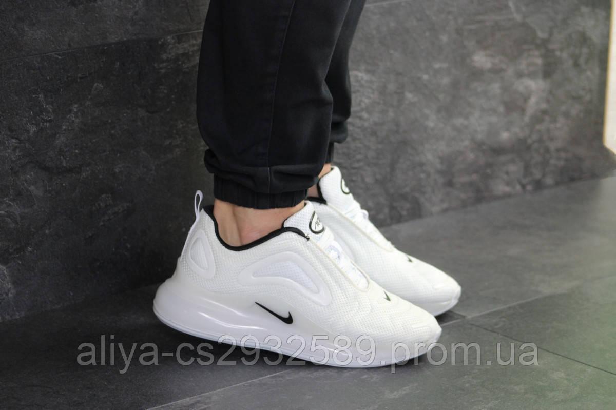 Мужские кроссовки белые Nike Air Max 720 7777