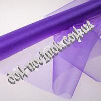 Органза 70 см фиолетовая