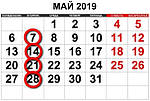 Обжарка МАЙ 2019
