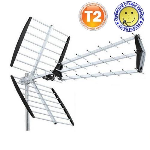 Т2 антенна Eurosky 009 Sigma