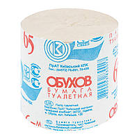 Туалетная бумага Обухов 65м без гильзы
