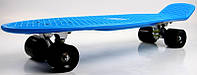 Пенни Борд NICKEL 27 Синий. 70 на 19 см, фото 1