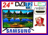 """Телевизор 24"""" (61 см) Samsung LED FullHD T2 HMDI Телевизоры Самсунг"""