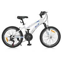 Велосипед спортивный 20 Д. PROFI G20VEGA A20.1 купить оптом и в розницу со склада в Украине 7 километр