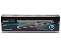 Профессиональный выпрямитель для волос Gemei Gm-419 с титановым покрытием для идеального выравнивания волос, фото 1