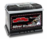 АКБ SZNAJDER Silver 6СТ- 55Aз 460A R