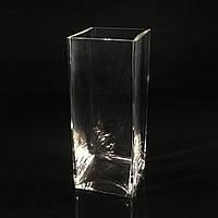 Квадратная ваза 25 х 10 х 10 см, фото 1