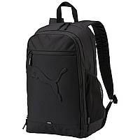 Рюкзак Puma Buzz Backpack Black 26L Оригинал Городской спортивный чёрный