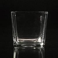 Квадратная ваза 10 х 10 х 10 см