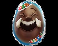 Яйцо с сюрпризом «OZMO EGG FACE» 24 шт