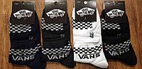 """Чоловічі стрейч.шкарпетки """"Vans""""Туреччина(41-45) середні, фото 1"""