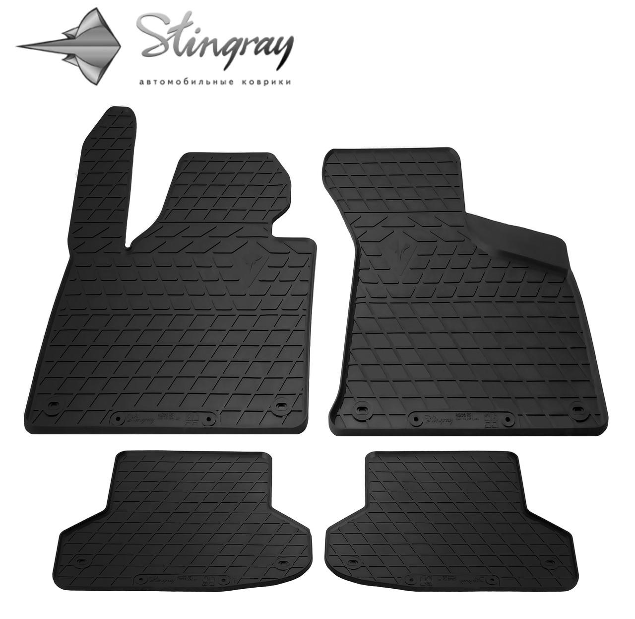 Автомобильные коврики Audi A3 (8P) 2003- Stingray