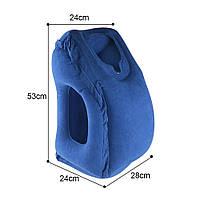 Дорожная подушка - надувная Alloet