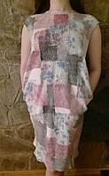 "Валяное платье-балон ""Борро""(нуно-войлок)  , фото 1"