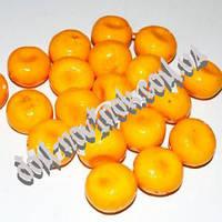 Мандарин искусственный фрукт