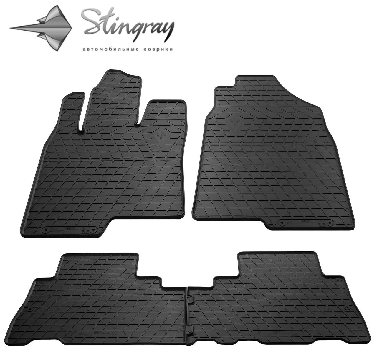 Автомобильные коврики для Chevrolet Captiva 2006-2011 Stingray