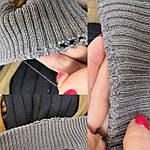 Ремонт вязаной одежды , штопка трикотажа, реставрация свиторов Черкассы ателье, фото 8