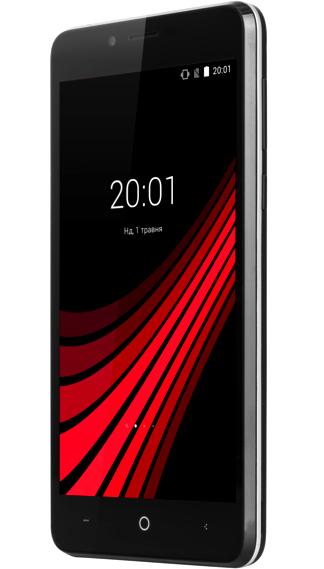 Смартфон Ergo B501 Maximum 1/8Gb Black