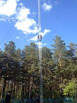 Мачта алюминиевая M440FL высота 36 метров, фото 3