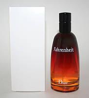 Туалетная вода - Тестер Christian Dior Fahrenheit